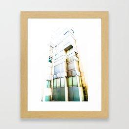 Olvido. Framed Art Print