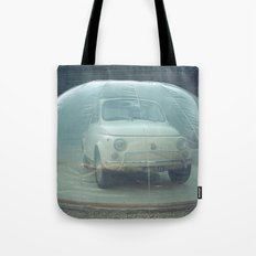 bubble car Tote Bag