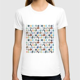 Illuminated Structure: Mineral Party 1 T-shirt