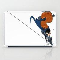 batgirl iPad Cases featuring Batgirl by Dean Heezen Art