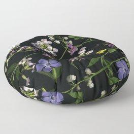 My flowers2 Floor Pillow