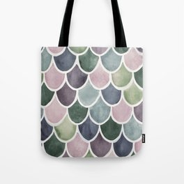 This Mermaid Life Subtle by Andrea Tote Bag
