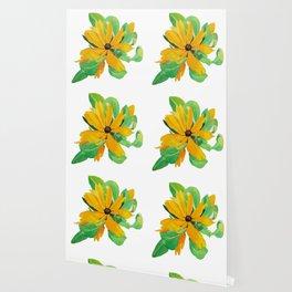Sunshine Daisy Wallpaper