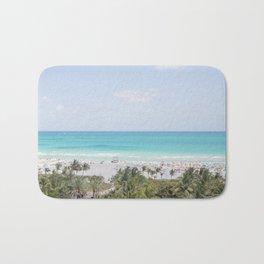 South Beach Miami  Bath Mat