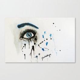 Emotion Canvas Print