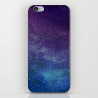 universe iPhone & iPod Skins featuring Universe by Space99