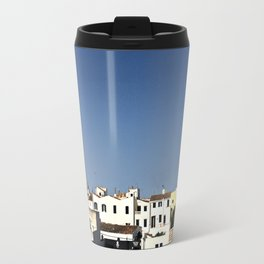 Spanish Island Village Travel Mug
