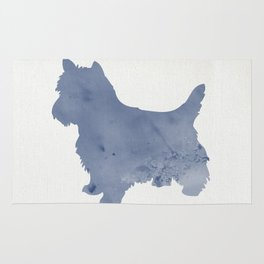 West Highland Terrier Rug