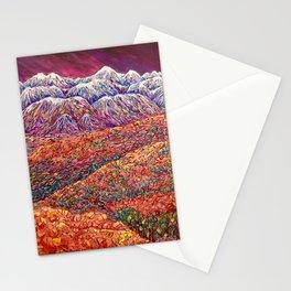 Colorado Mountainscape 1 Stationery Cards