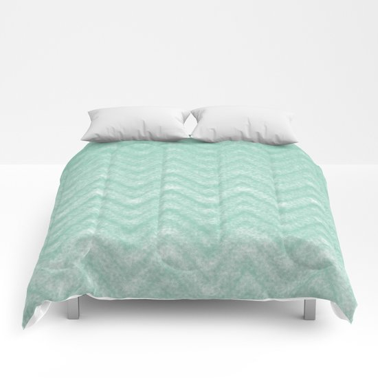Chevron Six Comforters