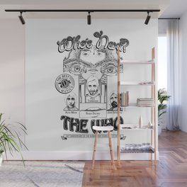 The Who Wall Mural