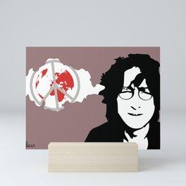Imagine - John Mini Art Print