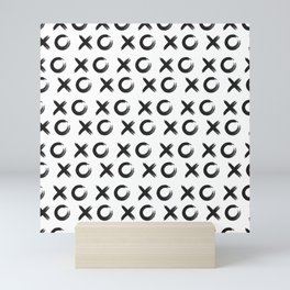 Modern - xoxo Mini Art Print