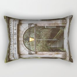 Stockbridge Market Gate Rectangular Pillow