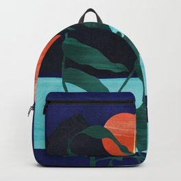 Darkness Mountains and the Moon #art print#society6 Backpack