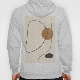 Minimalist Abstract 37 Hoody