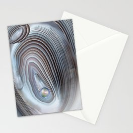 Wild Pearl Abstract Stationery Cards