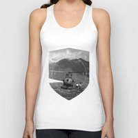 arizona Tank Tops featuring Arizona by WeLoveHumans