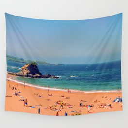 Summer in the North of Spain Wall Tapestry