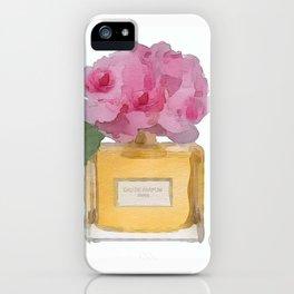 EAU DE PARFUM V.3 iPhone Case
