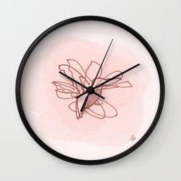 HUMMINGBIRD FLYING Wall Clock