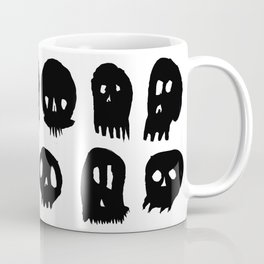 Spooky Skulls Coffee Mug