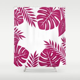 Paradise In Wine Shower Curtain