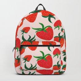 Strawberry Harvest Backpack