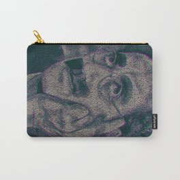 Groucho Marx - Duck Soup Screenplay Print Carry-All Pouch
