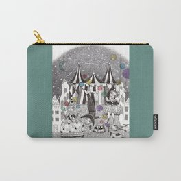 Night Carnival Carry-All Pouch