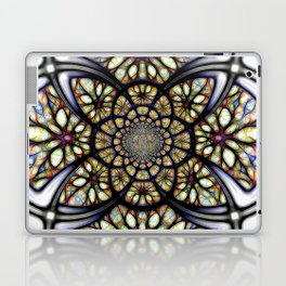 The Art Of Stain Glass Laptop & iPad Skin