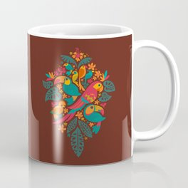 Tropicana (retro) Coffee Mug