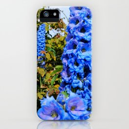The colour was everywhere iPhone Case