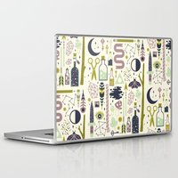 occult Laptop & iPad Skins featuring The Witch's Collection by LordofMasks