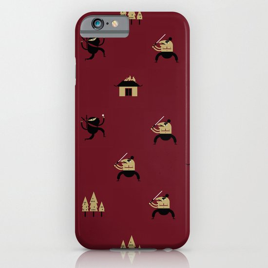 "Movie Patterns - ""Friday Martial Arts"" iPhone & iPod Case"