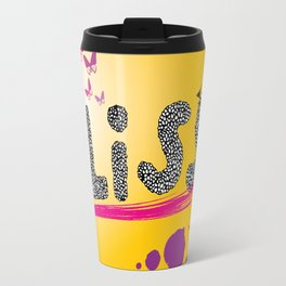 bliss. Travel Mug