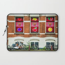 Feeling lucky? Laptop Sleeve