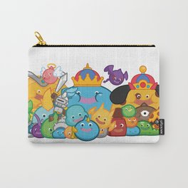 Slime Family Carry-All Pouch