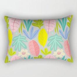 CARIBBEAN LEAVES Rectangular Pillow