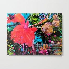 Tulm in Bloom Metal Print