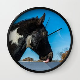 That's Disgusting Wall Clock