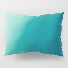 The colors of the deep ocean Pillow Sham