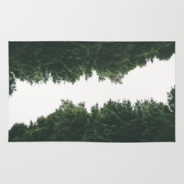 Forest Reflections VI Rug
