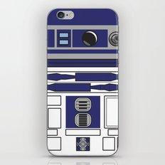 R2D2 - Starwars iPhone & iPod Skin