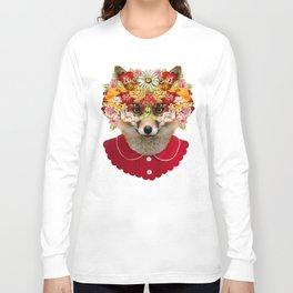 foxface Long Sleeve T-shirt