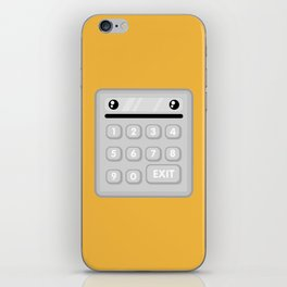Useful Paddy iPhone Skin