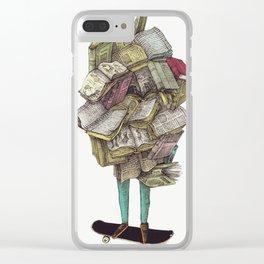 true life Clear iPhone Case
