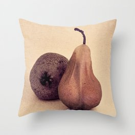 STILL LIFE WITH PAIR Throw Pillow