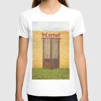 narnia T-shirts featuring Internet by Nina's clicks