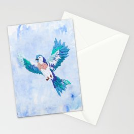 Hoopless: Fly Away Stationery Cards